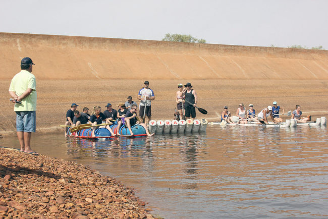 Raft Race To Use